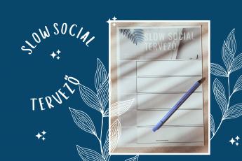 slow social tervező